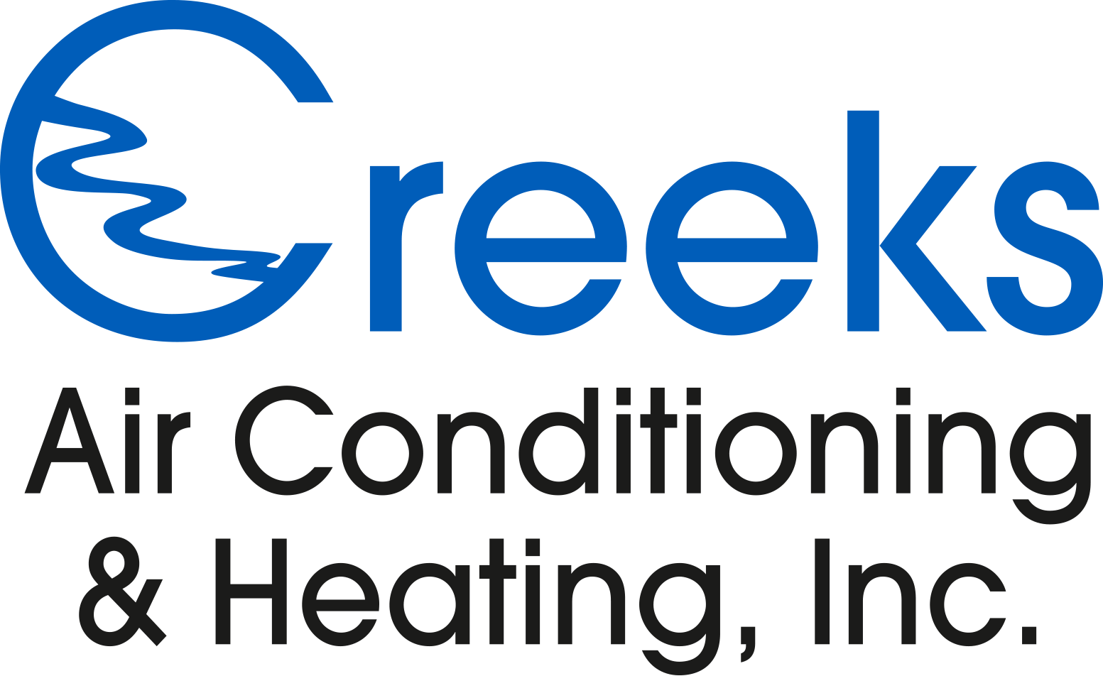 Creeks Air Conditioning & Heating, Inc